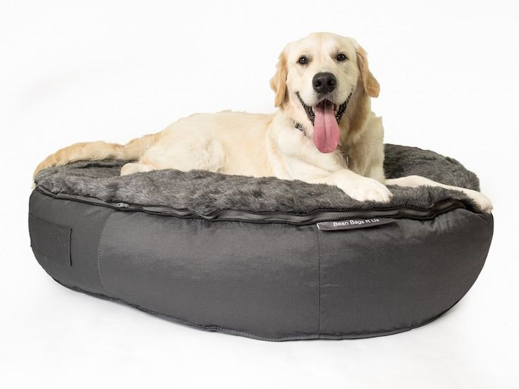 Our large dog bed is made to last for years, and it's the perfect size for big and hefty breeds like Labrador retrievers and German shepherds.