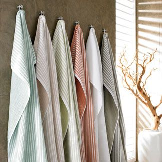 Linea Collection by Kassatex, Bath Towel $23.99