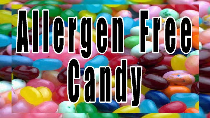 List of Candies with direct links to manufacturers' allergen policies.  Nice link to have instead of stumbling all over their websites looking for that obscure page!