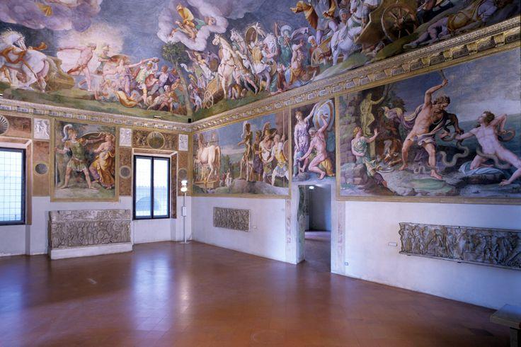 Palazzo Ducale, appartamento di Troia Foto di Nicola Romani