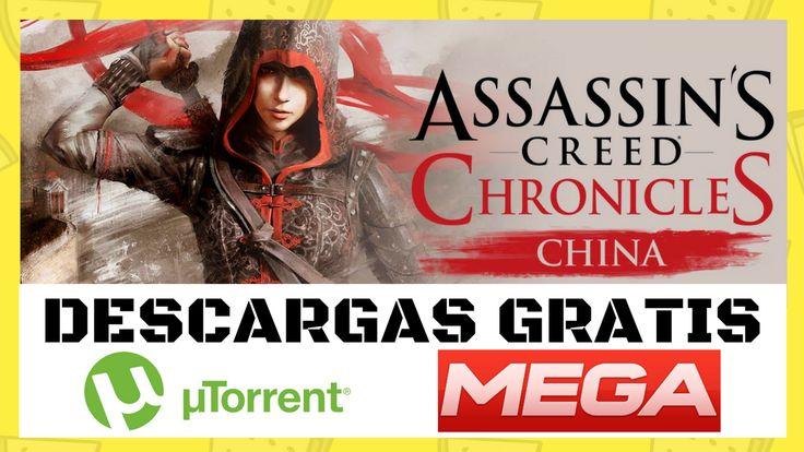 Descargar Gratis Assassins Creed Chronicles China + FIX [PC-ESPAÑOL][MEGA-TORRENT]