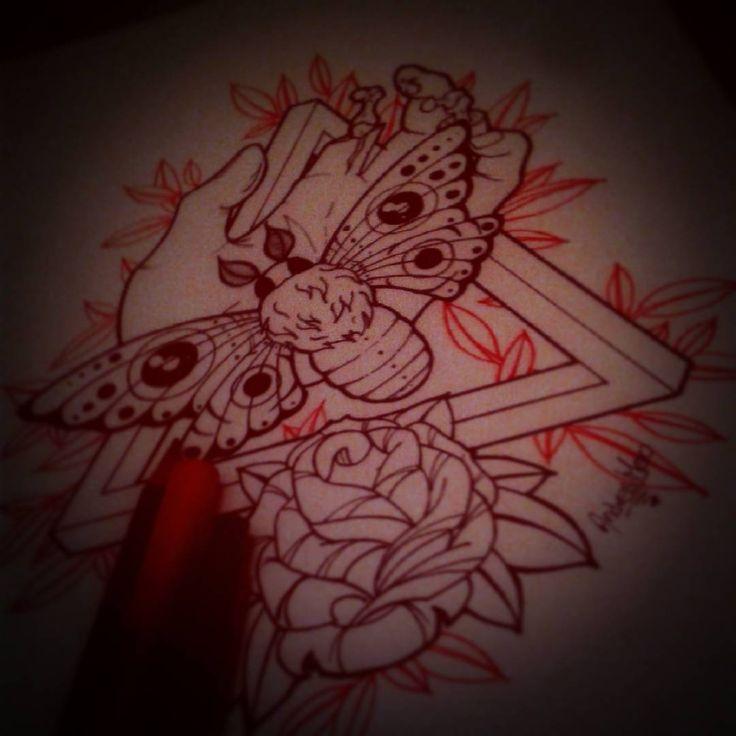 "14 Me gusta, 1 comentarios - andres felipe (@andresmrtattoo) en Instagram: ""TEIGNE !!!!!! #illustration #art #inspiration #drawordie #sketchbook #sketchart #artlove #desings…"""