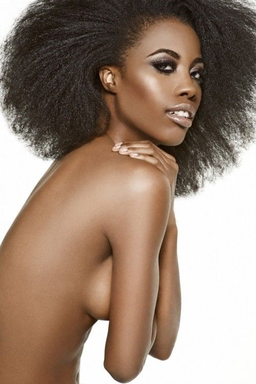 Afro Naked 67