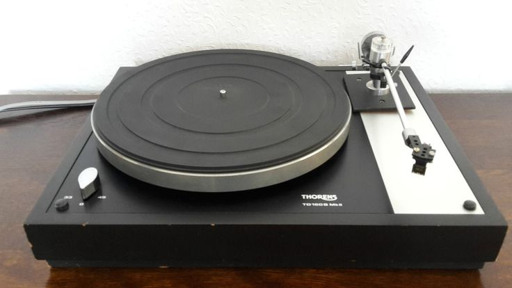 THORENS TD 160 B MK2 in Sound & Vision, Home Audio & HiFi Separates, Record Players/Turntables | eBay