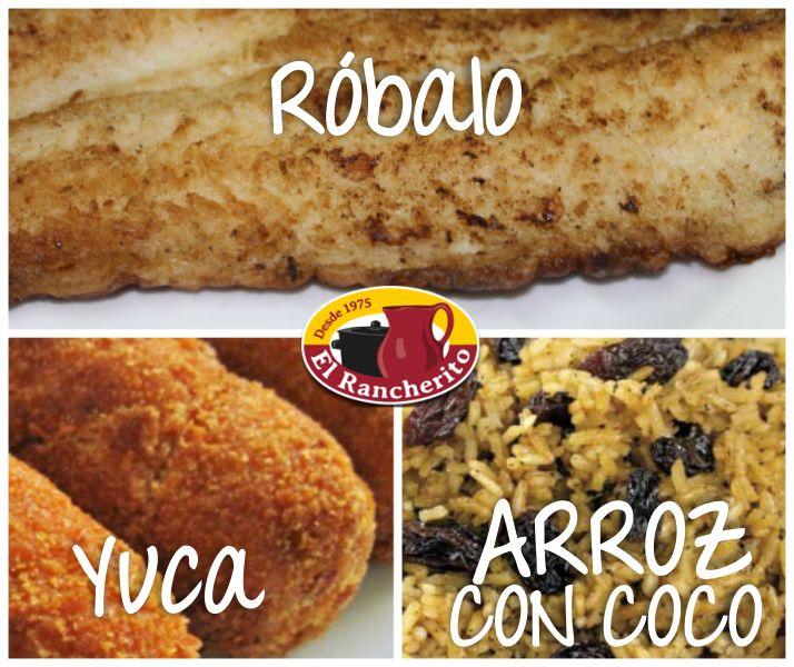 Un almuerzo lleno de #DeliciasColombianas