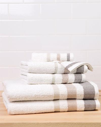 Espalma 'Fabia' 6pc Towel Set: Towel Set, 6Pc Towels, Towels Sets