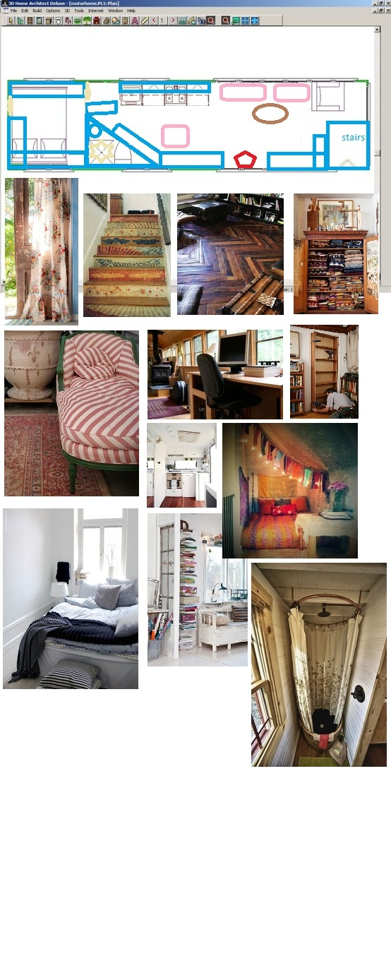 my bus conversion dreamboard... Im ready bus whenever you are!