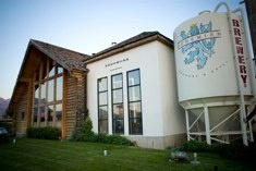 The Bohemian Brewery and Grill is a family owned establishment in Midvale, Utah.