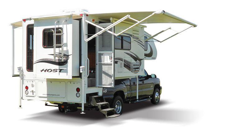 Mammoth Truck Camper