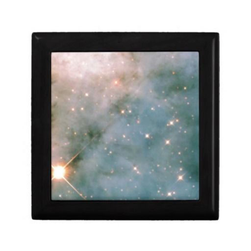 Carina space jewelry gift box