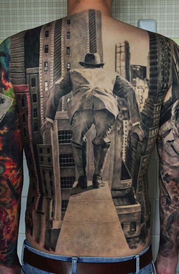 Mind-Blowing Tattoos that Look Too Awesome to Be Real