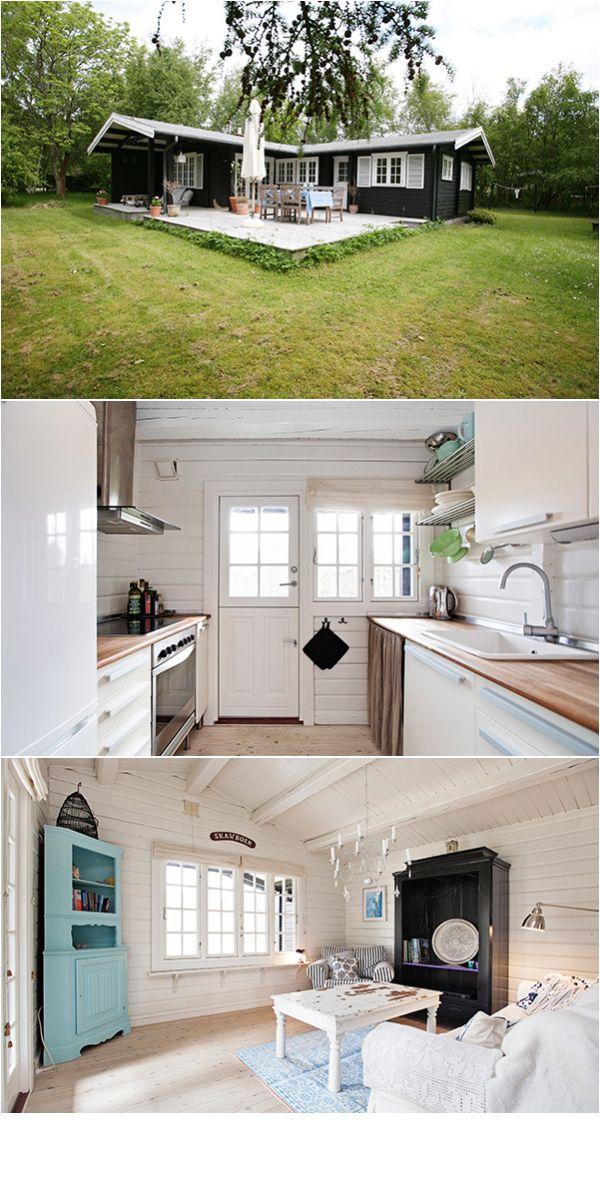 Amalie loves Denmark - Shabby Chic- und Landhausstil- Ferienhäuser in Dänemark