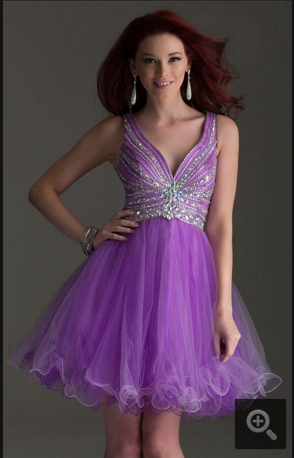 Mejores 1846 imágenes de Purple Sexy Dresses en Pinterest   Sexy ...