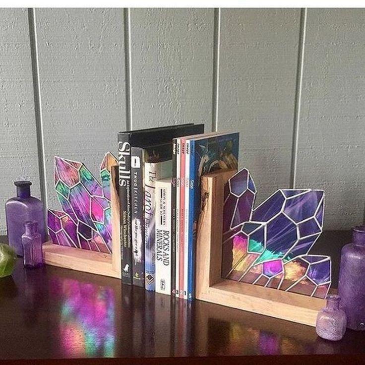 49 Kristalle dekorieren, die Sie für Ihre Wohnung benötigen (20) – #benötigen…