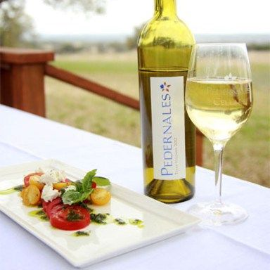 Best Texas Hill Country Wineries | Wine Road 290, Fredericksburg, Texas | Pedernales Cellars Viognier