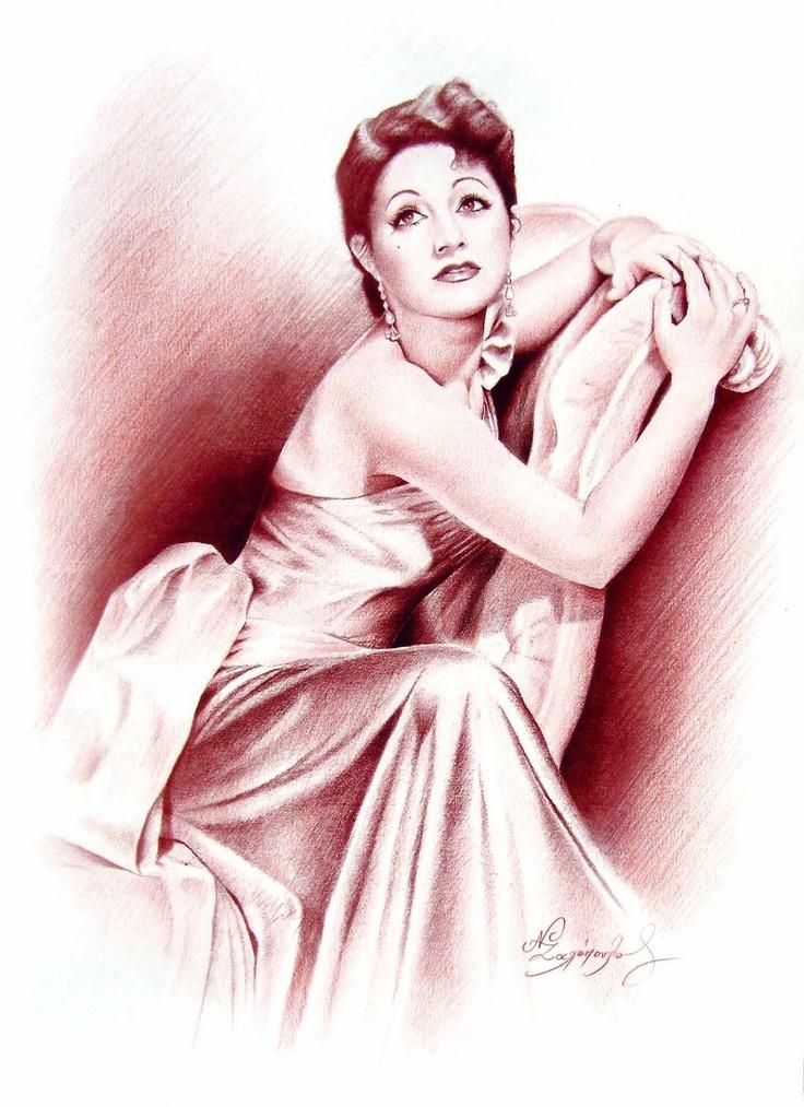 """Ρένα Βλαχοπούλου. Συμμετείχε σε περίπου 120 παραστάσεις στο θέατρο από το 1939 έως το 1994 και 26 ταινίες από το 1951 έως το 1985. Στην ιδιωτική της ζωή όταν κάποιος της ζητούσε να αφηγηθεί κάτι κωμικό, ένιωθε προσβεβλημένη και αυτό γιατί αυτομάτως την υποτιμούσαν από καλλιτέχνιδα σε καραγκιόζη. Τότε σε αυτές τις περιπτώσεις απαντούσε με το μοναδικό κερκυραϊκό της τρόπο: """"Μωρή αϊ στο διάολο που μου ζητάς πρωινιάτικα να σου πω κάτι κωμικό! Τι κωμικό; Πάω να ψωνίσω""""!"""