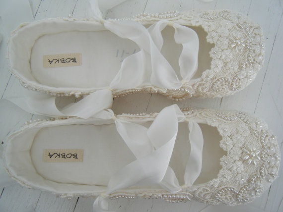 Wedding Flats Expensive Because They Are Hand Made I Bet We Could Make Something