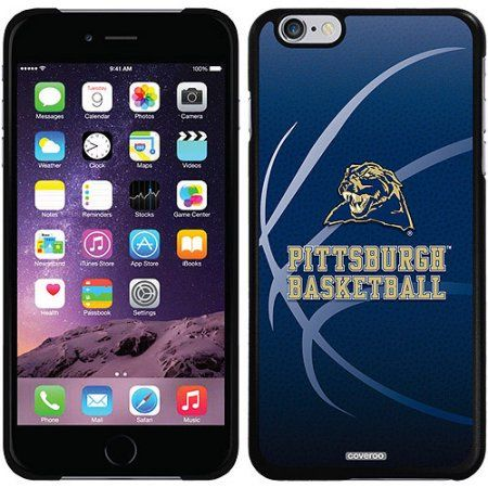University of Pittsburgh Basketball Design on Apple iPhone 6 Plus Thinshield Snap-on Case