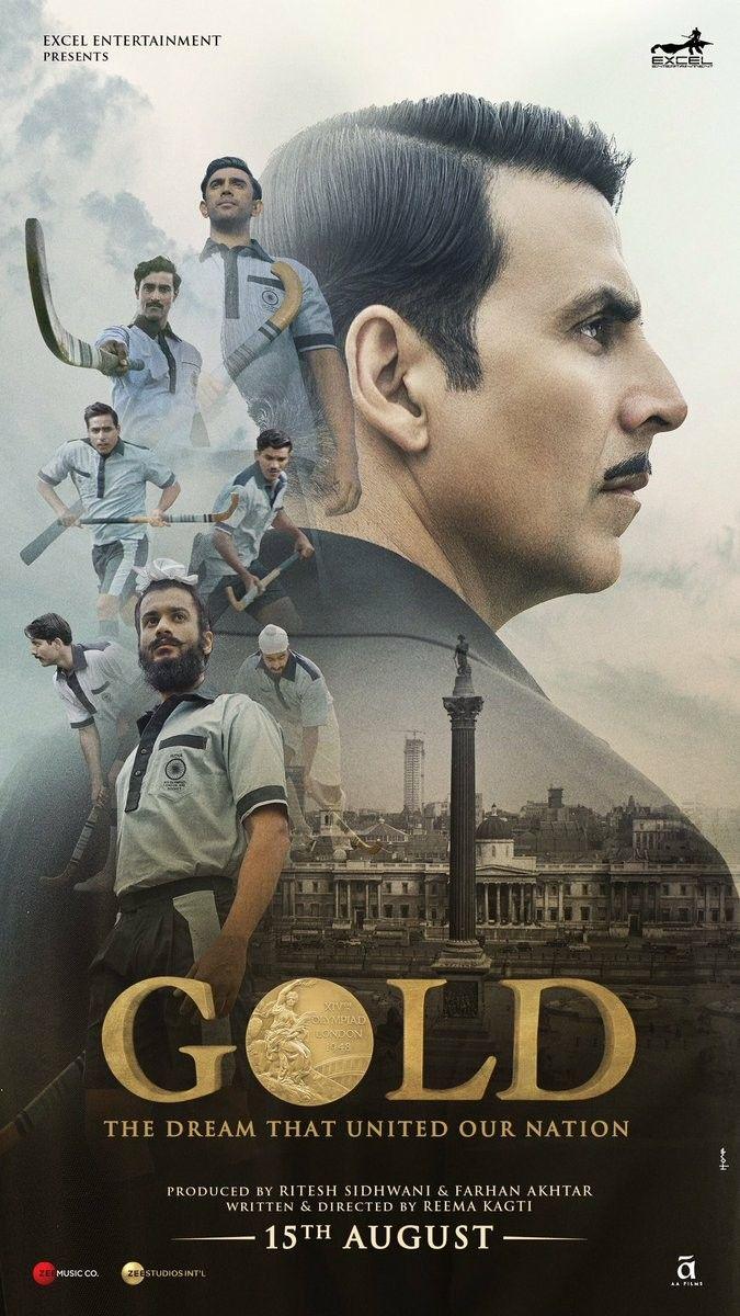3880a1883c Release Tomorrow - Gold movie #AkshayKumar   Bollywood   Gold 2018 ...