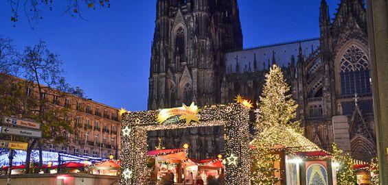 Weihnachtsmarkt am Kölner Dom | koeln.de
