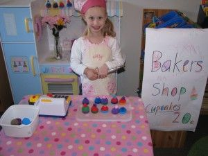 The Baker's Shop...
