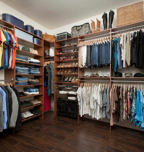 Best Closet Clothes Organizing Images On Pinterest Home