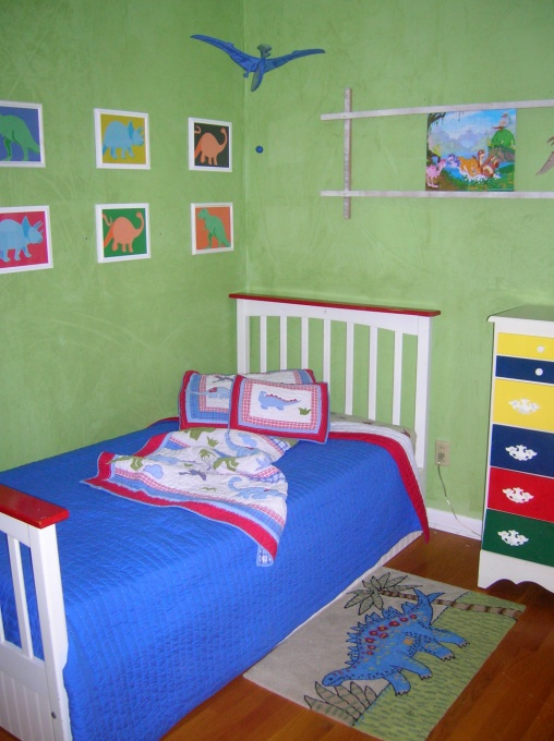 29 best baby 39 s room dinosaurs images on pinterest dinosaurs baby rooms and child room - Boys room dinosaur decor ideas ...