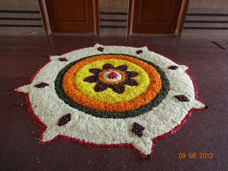 Our apartment complex had another great Onam program, and this year I managed to get a few videos as well...