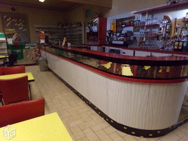 Bar en formica