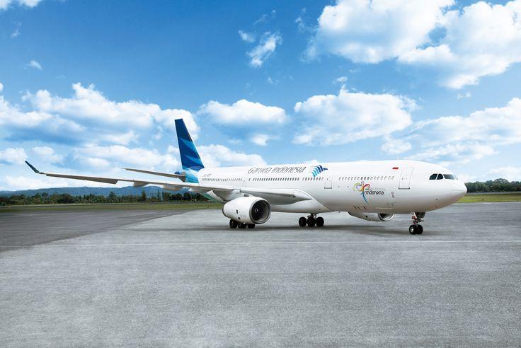 Garuda Indonesia Airlines Fleet