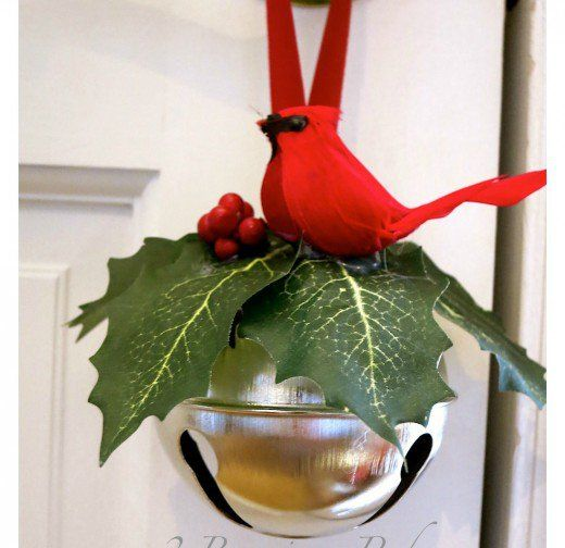 25+ Best Ideas About Jingle Bell Crafts On Pinterest