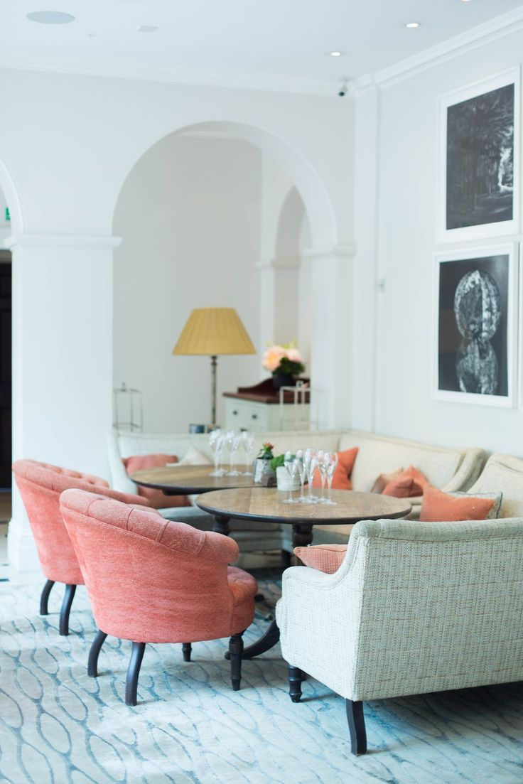 Lime Wood Hotel - Interior Inspiration, hotel interiors, boutique hotels, glamorous rooms.