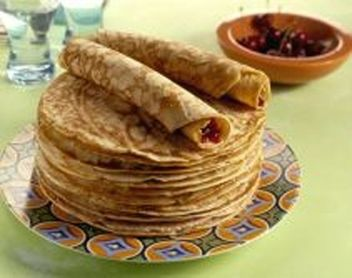 """Pancakes, this is not Mum homecoocking but DAD""""S HOMECOOKING! My father used to make this for me when I was a child ;-)"""