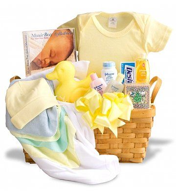 great new baby gift - better than flowers!