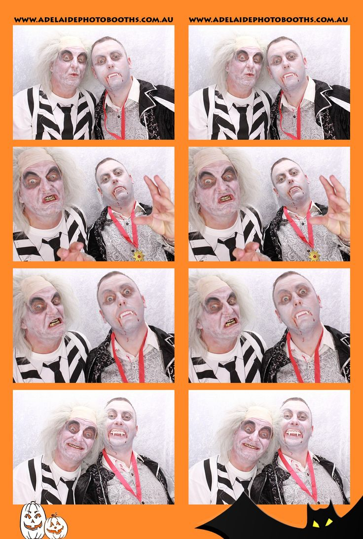 custom framing is something we love to do #halloween #adelaide #photobooths #party