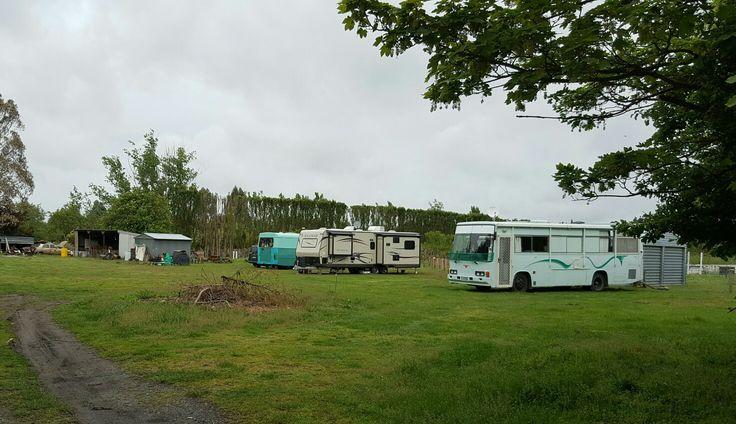 Waimate NZMCA Camp