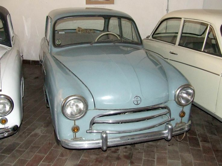 OG | FSO Syrena | Prototype dated 1955
