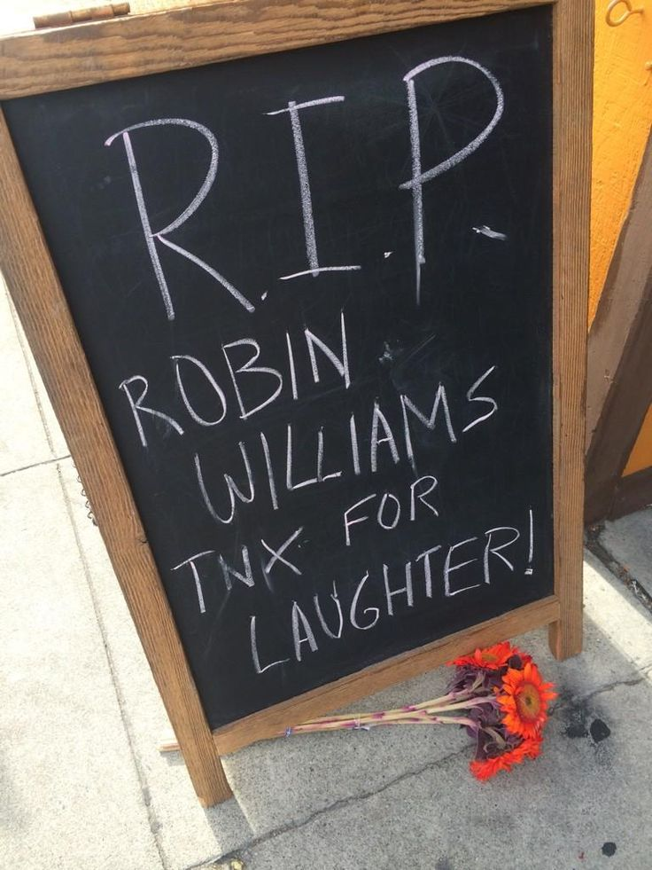 Outside former Holy City Zoo comedy club where Robin Williams got his start. #mapit pic.twitter.com/HPIM2vZm4V