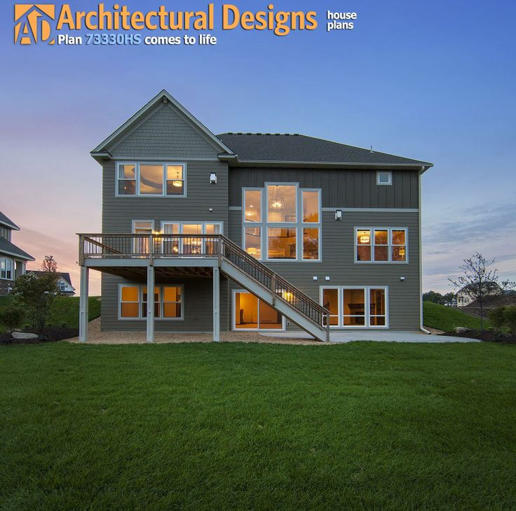 78 best Architectural Designs Exclusive House Plans images on ...