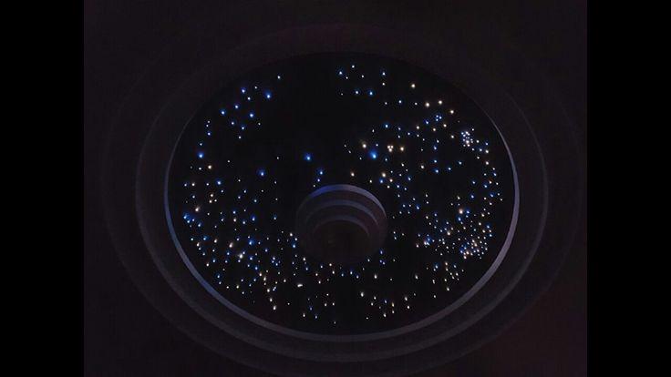 Il cielo in una stanza fibra ottica