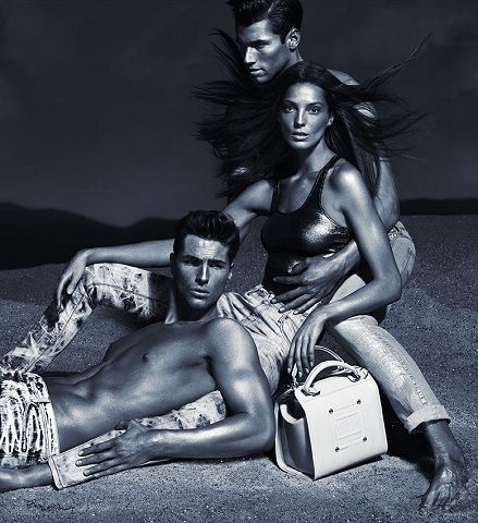 Versace Jeans - Berto's 2013 A/W collections