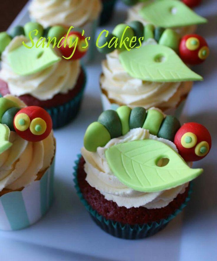 Hungry Caterpillar - so cute!