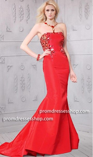 d2e072c9ae dazzling crystal rhinestones accented satin mermaid dress inspired by Viola  Davis