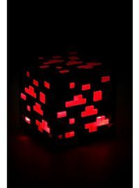 HOTTOPIC.COM - Minecraft Redstone Ore Night Light