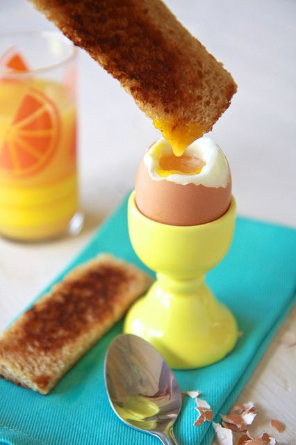 Soft Boiled Egg 3 (1) by The Noshery, via Flickr