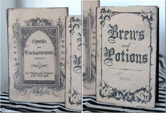 Harry Potter Book Cover Diy : Best images about epic harry potter party ideas on