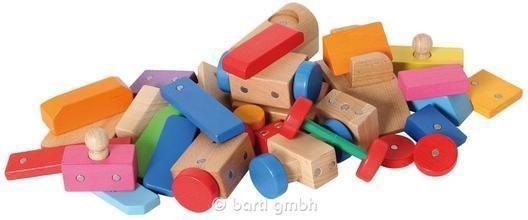 Konstruktionsspiel Baufahrzeug 110187