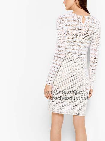 платье крючком 2