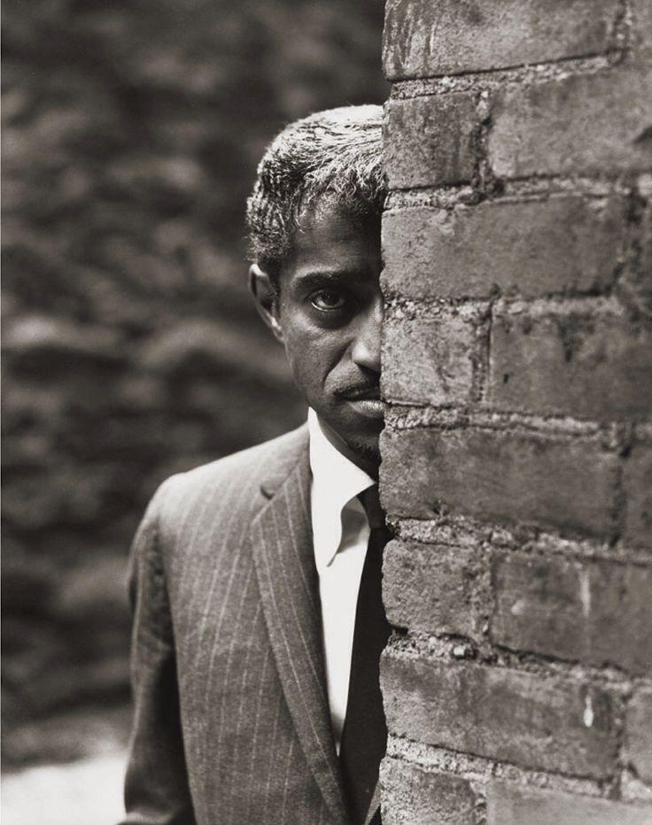 Sammy Davis Jr, 1965 // photo by © 2013 Philippe Halsman Archive / Magnum Photos