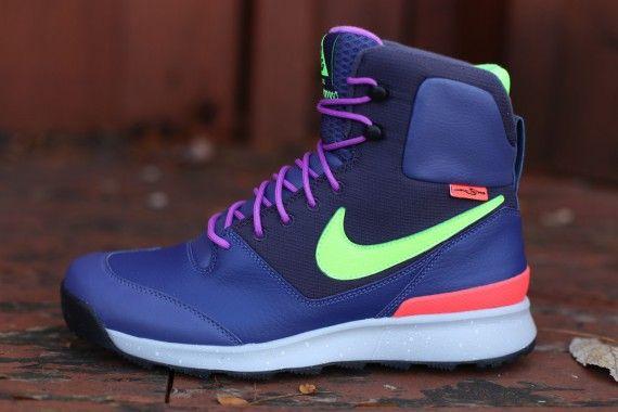 green acg boots